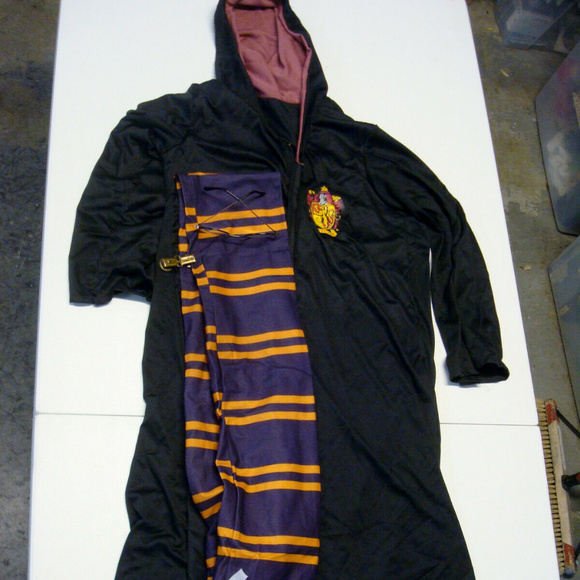 Rubie's Other - Harry Potter Gryffindor Costume Child Large